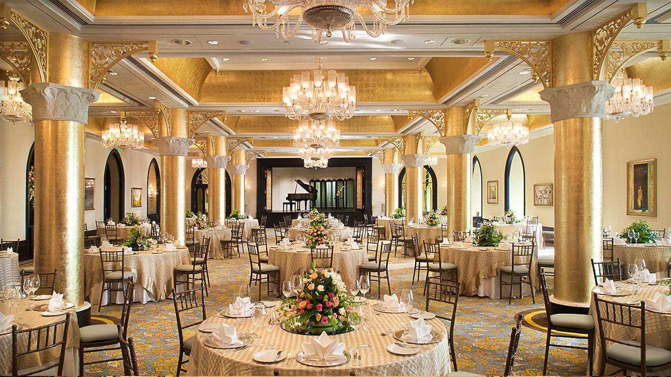 ресторан для проведения юбилея в москве